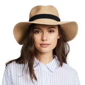Madewell | Mesa Packable Straw Hat